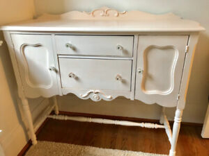 Antique dresser/ change table in EVC