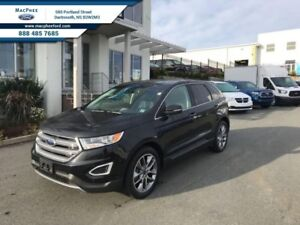 2015 Ford Edge Titanium  - Certified - Leather Seats