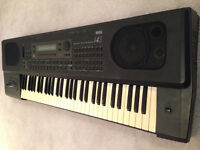 KORG i4S WORKSTATION KEYBOARD / SYNTH - EXCELLENT CONDITION $425