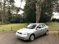 Vauxhall Astra 1.8i 16v Sport 5 Door Hatchback Silver