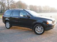2007 07 REG Volvo XC90 2.4 AWD Geartronic D5 SE 7 SEATS SAT/NAV