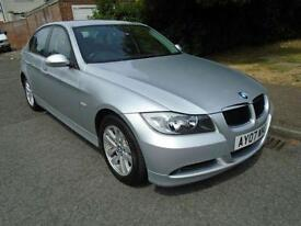 2007 BMW 3 SERIES 318 2.0 I SE AUTOMATIC PETROL 4DR SALOON 1 OWNER
