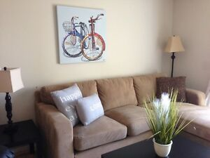 Perfect home away from home. 2 bed SW furnished condo