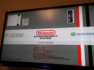 NEW Retro pi 3 gaming system with 5000 games