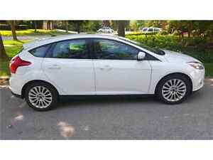 2012 Ford Focus SEL Low Mileage