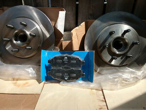Tires/pads and Rotors for F150 08 Kitchener / Waterloo Kitchener Area image 3
