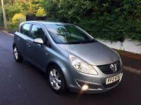 2011 Vauxhall Corsa SE, FULL MOT, F/V/S/H, 75K miles, 5 door, FULL MOT! Finance & Warranty