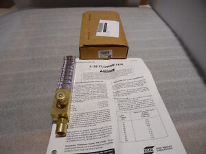 Flowmeter Argon Helium Nitrogen C02 New Flow Meter Kitchener / Waterloo Kitchener Area image 1