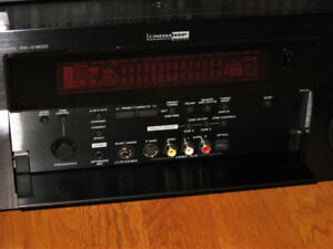 YAMAHA RX-V1800 w/ 2 Remotes & A/C Cord MINT!  working