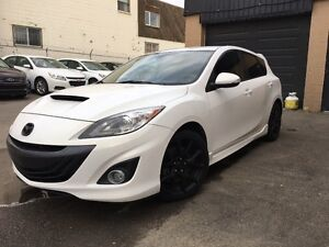2011 Mazda MAZDASPEED3 Speed Hatchback