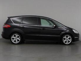 2013 FORD S MAX 2.2 TDCi 200 Titanium X Sport 5dr MPV 5 Seats