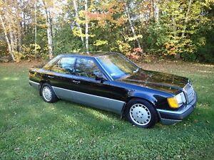 1991 Mercedes-Benz 300-Series 300E Berline