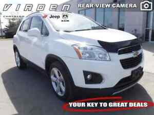 2013 Chevrolet Trax LTZ AWD **REMOTE START!! REARVIEW CAMERA!!**