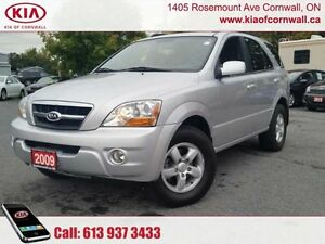 2009 Kia Sorento LX V6  | 4X4 | Low Kms | Heated Seats |