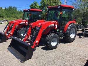 McCormick 47hp Cab Tractors - BACK IN STOCK!
