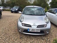Quick sale Nissan micra one owner year mot low millage