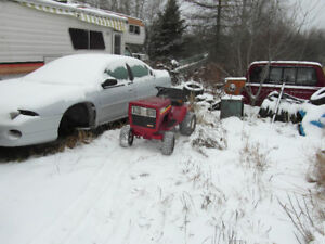CLASSIC/ANTIQUE MURRY LAWN TRACTOR