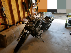 Honda Shadow VLX 600 mint condition