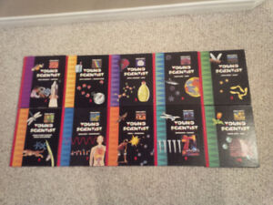 Young Scientist Encyclopedia: 10 Volume Complete set -Hardcover
