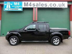 Nissan Navara DCI TEKNA 4X4 Leather NO VAT