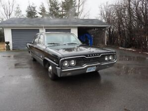 Mopar Power! 1966 Dodge Polara