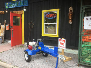 Wallenstein 20 Ton Wood Splitter ( Raffle )