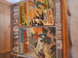 Higher Value Vintage Comics