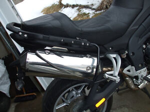 TOR exhaust for Triumph Tiger 1050