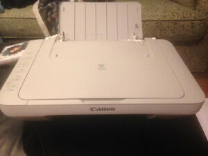 Barely Used Canon Pixma Printer and Scanner for Sale