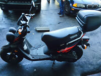 Yamaha BWS 2006 scooter for sale