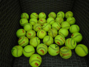 Hot Dot Softballs