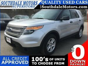 2011 FORD EXPLORER SPORT UTILITY * 7 PASSENGER * POWER GROUP * C