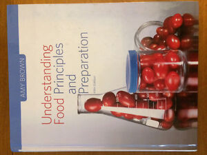 Understanding Food Principles and Preparation 5th edition