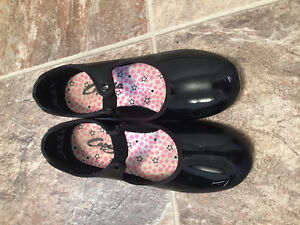 2 pairs of Capezio Black Tap Shoes