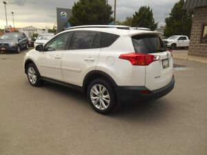 2013 Toyota RAV4 Limited AWD Peterborough Peterborough Area image 4