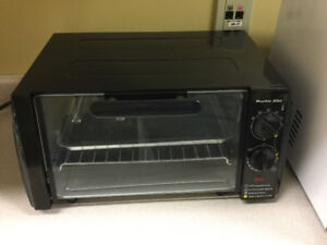 Almost new toaster oven