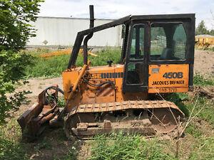 Bulldozer Case 450B