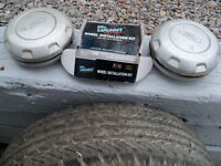 ford caps and lug nuts