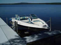 17 ft Speed Boat