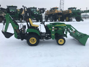 2010 2305 Compact Utility Tractor