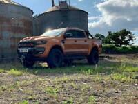 2017 Ford Ranger seeker Raptor RANGER WILDTRAK 4X4 TDCI with 5k styling upgrades