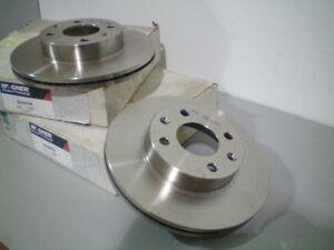 Disque de frein / Brake Rotor BD60756 Accord / Prelude