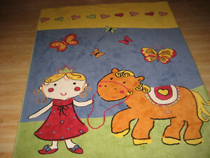 Tapis pour enfant ou salle de jeu/Carpet for kid's room or play
