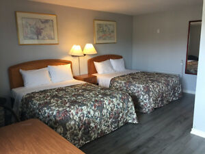 Great Investment opportunity 75 Rooms Motel On 1.26 Acer 4 SALE