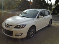 Mazdaspeed 3 - excellent condition - fully stock
