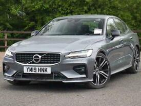 image for 2019 Volvo S60 2.0 T5 R DESIGN Edition 4dr Auto Saloon Petrol Automatic