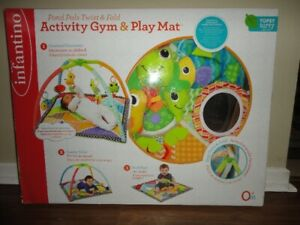 Activity Gym & Play Mat