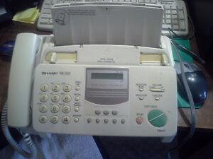 SHARP NX100 FAX MACHINE