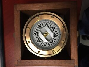 Dirigo ships compass