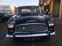 Humber Hawk PETROL MANUAL 1966/D